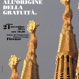"""Convegno """"All'origine della gratuità"""": Helios Onlus riceve il Premio di Gratuità 2015"""
