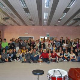 Aggiornamento in musica per i volontari Helios